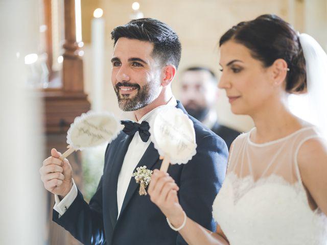 Il matrimonio di Simone e Valentina a Uta, Cagliari 35