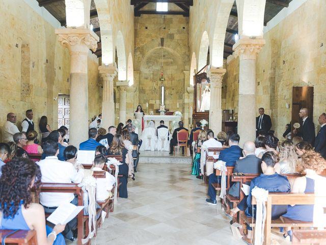 Il matrimonio di Simone e Valentina a Uta, Cagliari 49