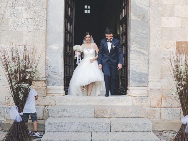 Il matrimonio di Simone e Valentina a Uta, Cagliari 52