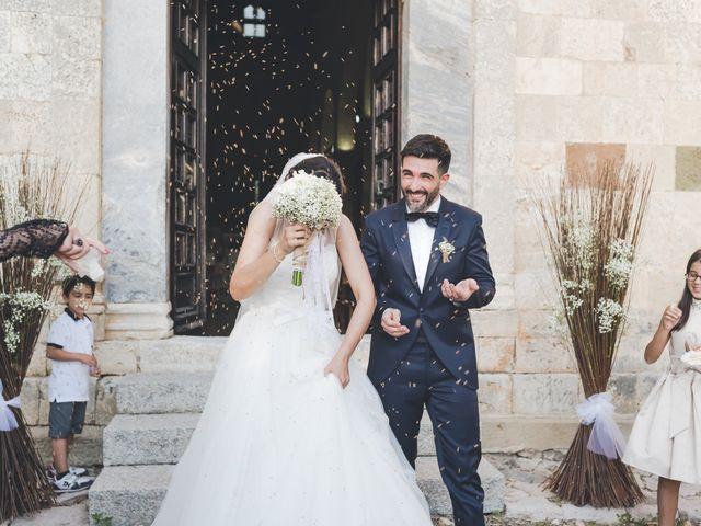 Il matrimonio di Simone e Valentina a Uta, Cagliari 53