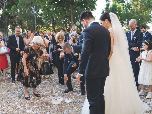 Il matrimonio di Simone e Valentina a Uta, Cagliari 55