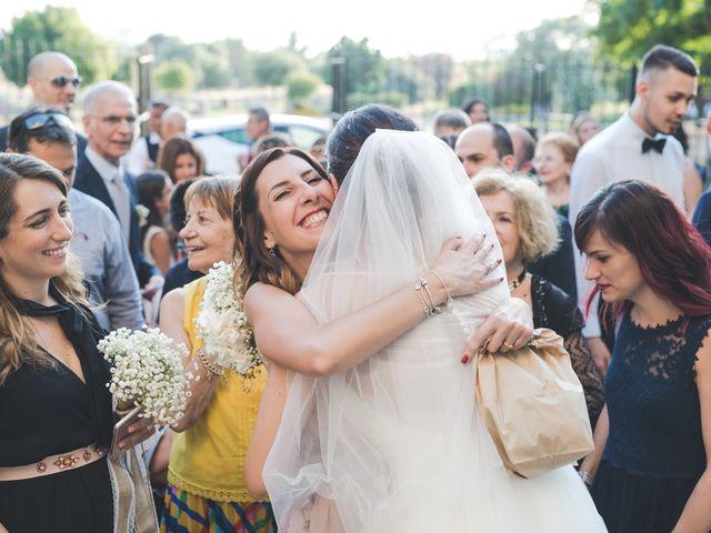 Il matrimonio di Simone e Valentina a Uta, Cagliari 56