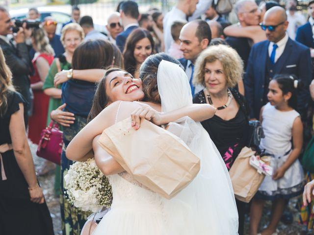 Il matrimonio di Simone e Valentina a Uta, Cagliari 57