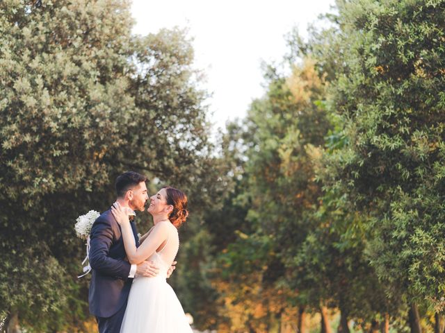 Il matrimonio di Simone e Valentina a Uta, Cagliari 63