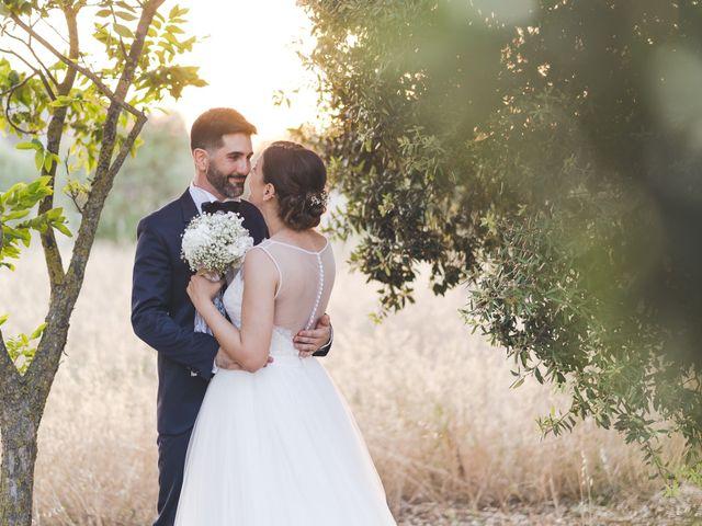 Il matrimonio di Simone e Valentina a Uta, Cagliari 66