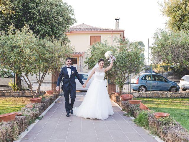 Il matrimonio di Simone e Valentina a Uta, Cagliari 69