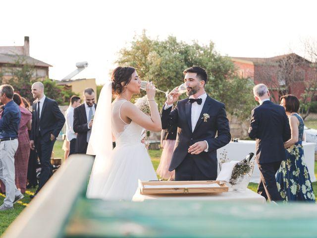 Il matrimonio di Simone e Valentina a Uta, Cagliari 70