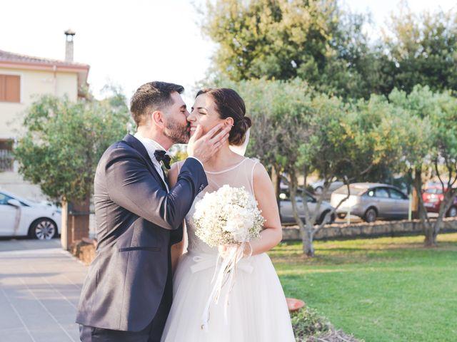 Il matrimonio di Simone e Valentina a Uta, Cagliari 71