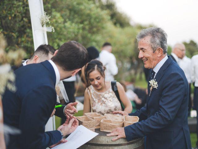 Il matrimonio di Simone e Valentina a Uta, Cagliari 73