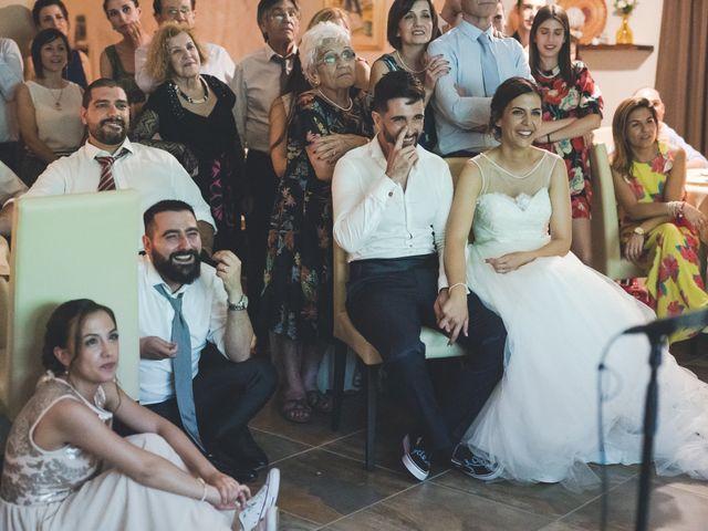 Il matrimonio di Simone e Valentina a Uta, Cagliari 86