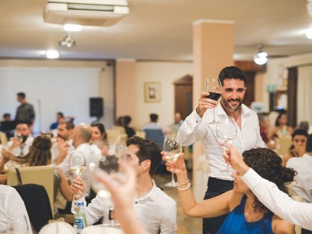 Il matrimonio di Simone e Valentina a Uta, Cagliari 88