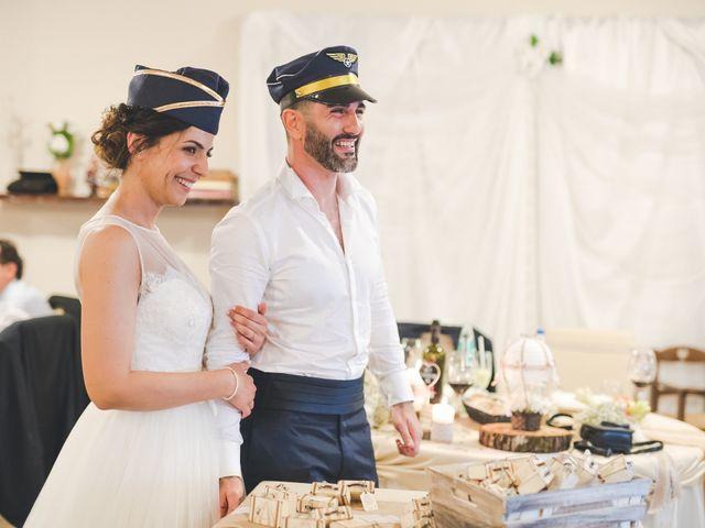 Il matrimonio di Simone e Valentina a Uta, Cagliari 90