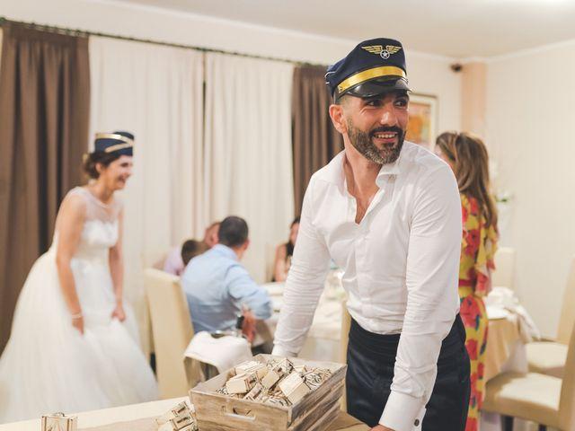 Il matrimonio di Simone e Valentina a Uta, Cagliari 92