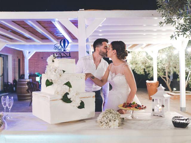 Il matrimonio di Simone e Valentina a Uta, Cagliari 96