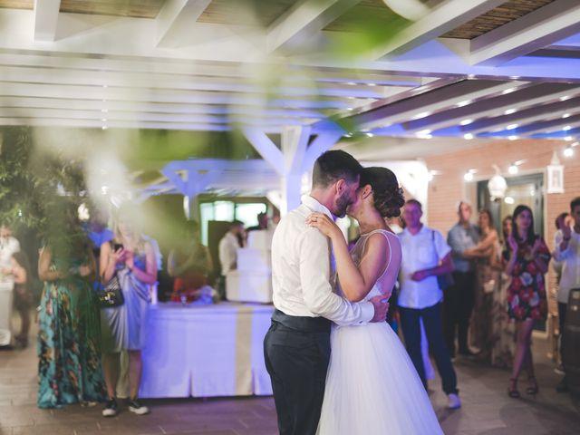 Il matrimonio di Simone e Valentina a Uta, Cagliari 105