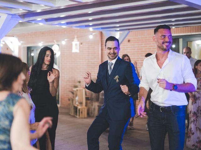 Il matrimonio di Simone e Valentina a Uta, Cagliari 115