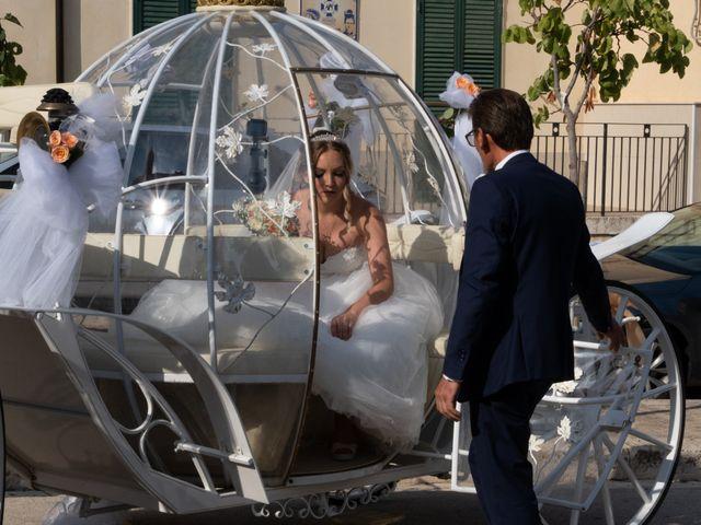 Il matrimonio di Giuseppe e Alessia a Ispica, Ragusa 15