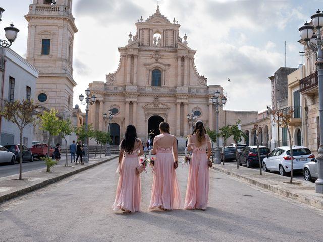 Il matrimonio di Giuseppe e Alessia a Ispica, Ragusa 16