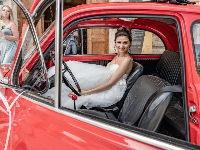 Il matrimonio di Mauro e Victoria a Riva presso Chieri, Torino 7