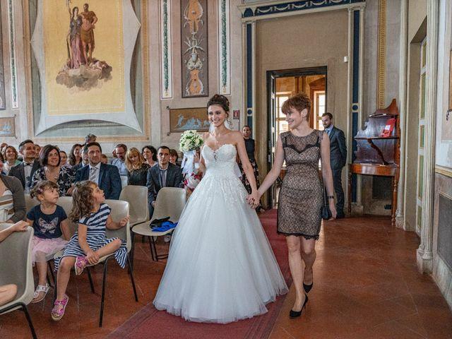 Il matrimonio di Mauro e Victoria a Riva presso Chieri, Torino 8