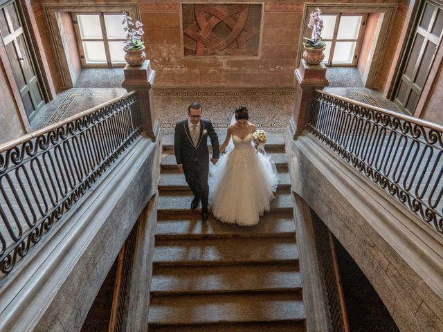 Il matrimonio di Mauro e Victoria a Riva presso Chieri, Torino 16