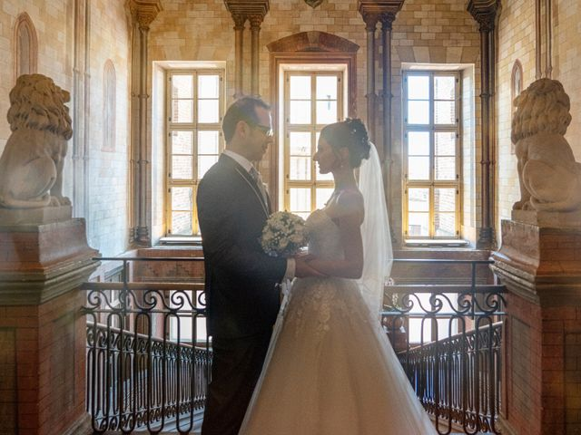 Il matrimonio di Mauro e Victoria a Riva presso Chieri, Torino 20
