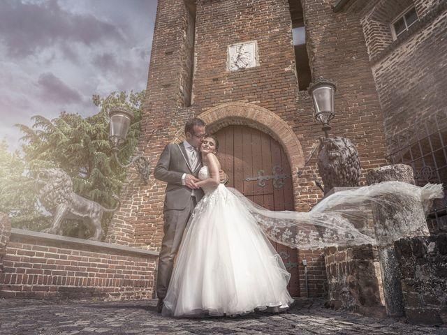 Le nozze di Victoria e Mauro