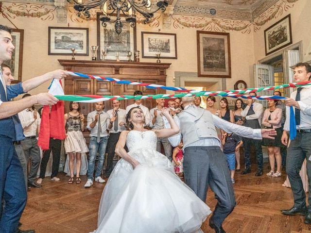 Il matrimonio di Mauro e Victoria a Riva presso Chieri, Torino 33
