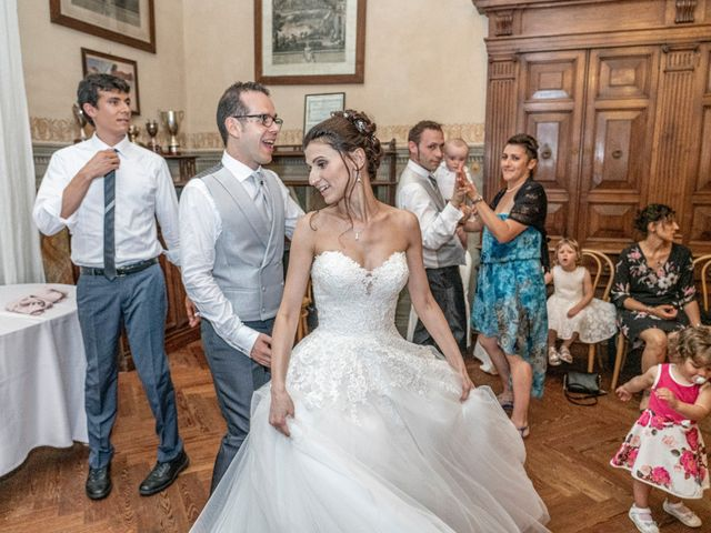 Il matrimonio di Mauro e Victoria a Riva presso Chieri, Torino 34