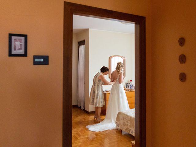 Il matrimonio di Diego e Irina a Grassobbio, Bergamo 2