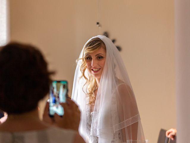 Il matrimonio di Diego e Irina a Grassobbio, Bergamo 13