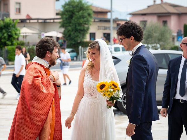 Il matrimonio di Diego e Irina a Grassobbio, Bergamo 19