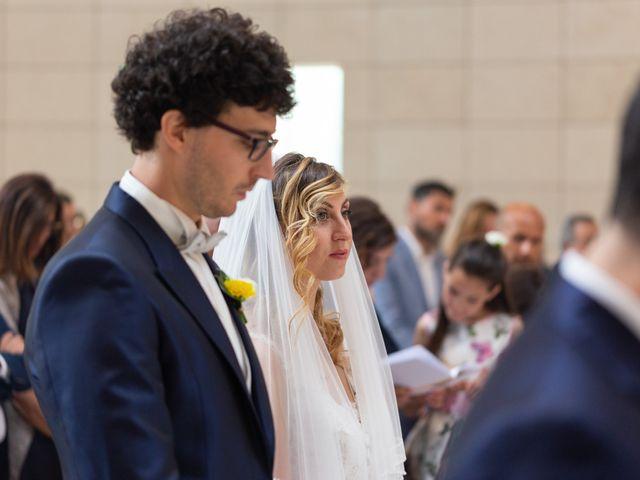 Il matrimonio di Diego e Irina a Grassobbio, Bergamo 22