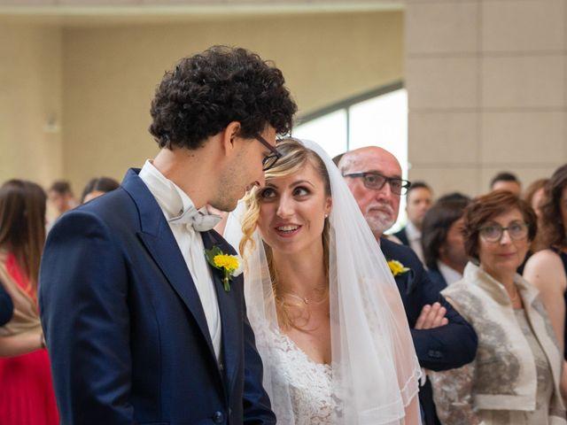 Il matrimonio di Diego e Irina a Grassobbio, Bergamo 24