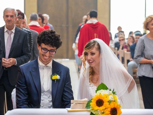 Il matrimonio di Diego e Irina a Grassobbio, Bergamo 29