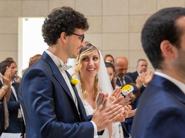 Il matrimonio di Diego e Irina a Grassobbio, Bergamo 30
