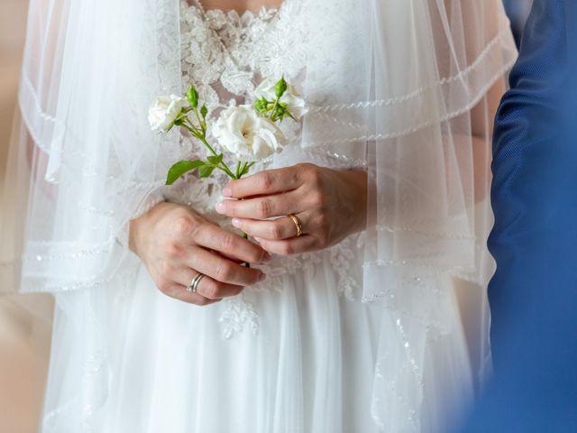 Il matrimonio di Diego e Irina a Grassobbio, Bergamo 31