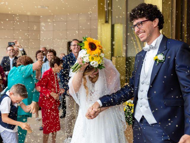 Il matrimonio di Diego e Irina a Grassobbio, Bergamo 32