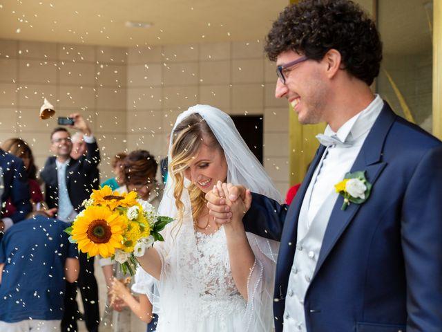 Il matrimonio di Diego e Irina a Grassobbio, Bergamo 33