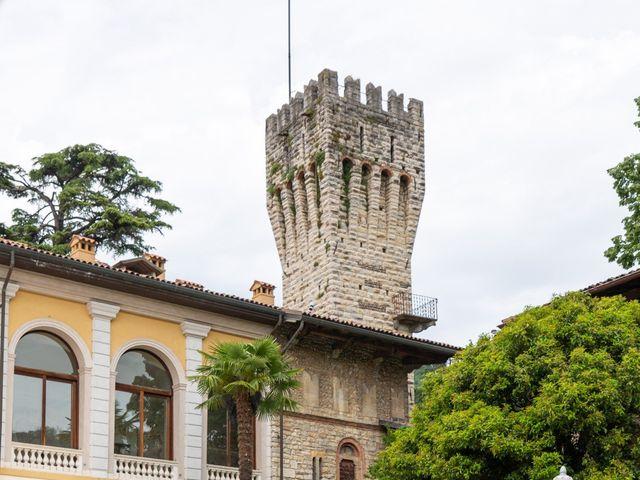 Il matrimonio di Diego e Irina a Grassobbio, Bergamo 37