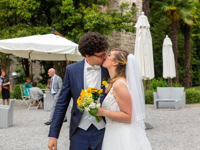 Il matrimonio di Diego e Irina a Grassobbio, Bergamo 38