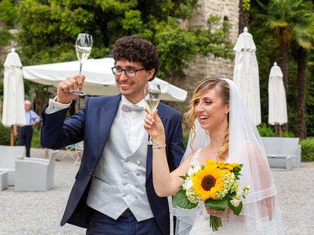 Il matrimonio di Diego e Irina a Grassobbio, Bergamo 40