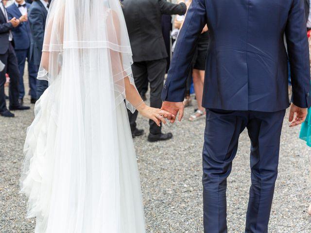 Il matrimonio di Diego e Irina a Grassobbio, Bergamo 41
