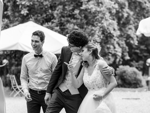 Il matrimonio di Diego e Irina a Grassobbio, Bergamo 59