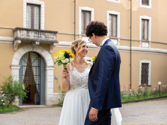 Il matrimonio di Diego e Irina a Grassobbio, Bergamo 61