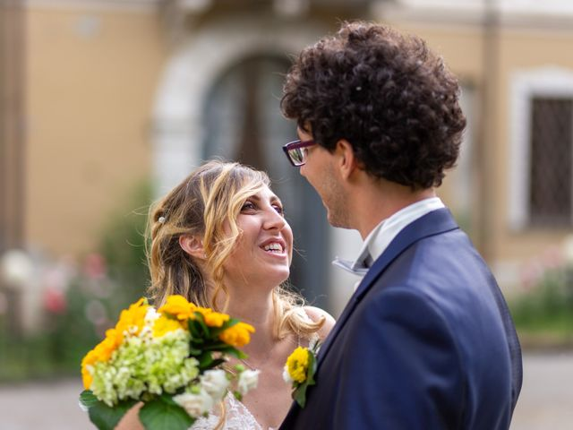 Il matrimonio di Diego e Irina a Grassobbio, Bergamo 62