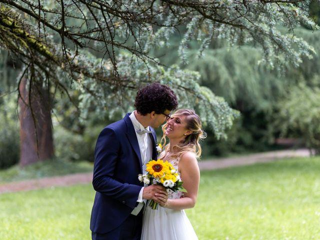 Il matrimonio di Diego e Irina a Grassobbio, Bergamo 78