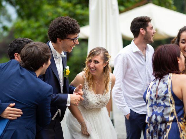 Il matrimonio di Diego e Irina a Grassobbio, Bergamo 86