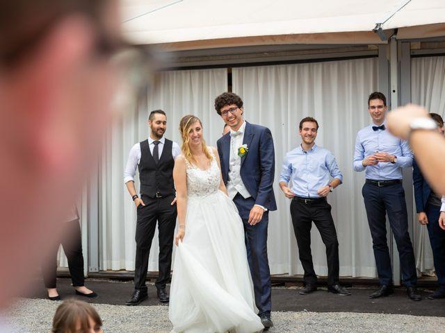 Il matrimonio di Diego e Irina a Grassobbio, Bergamo 87