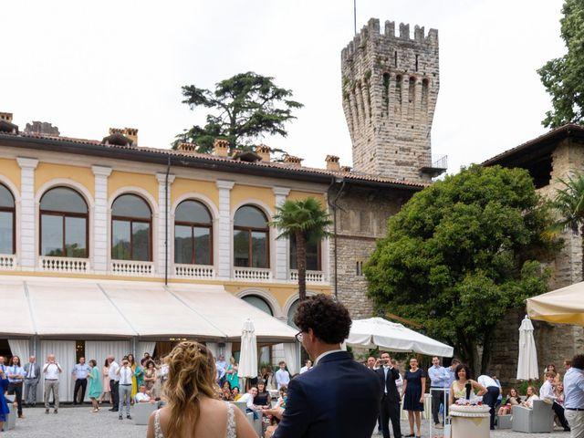 Il matrimonio di Diego e Irina a Grassobbio, Bergamo 94